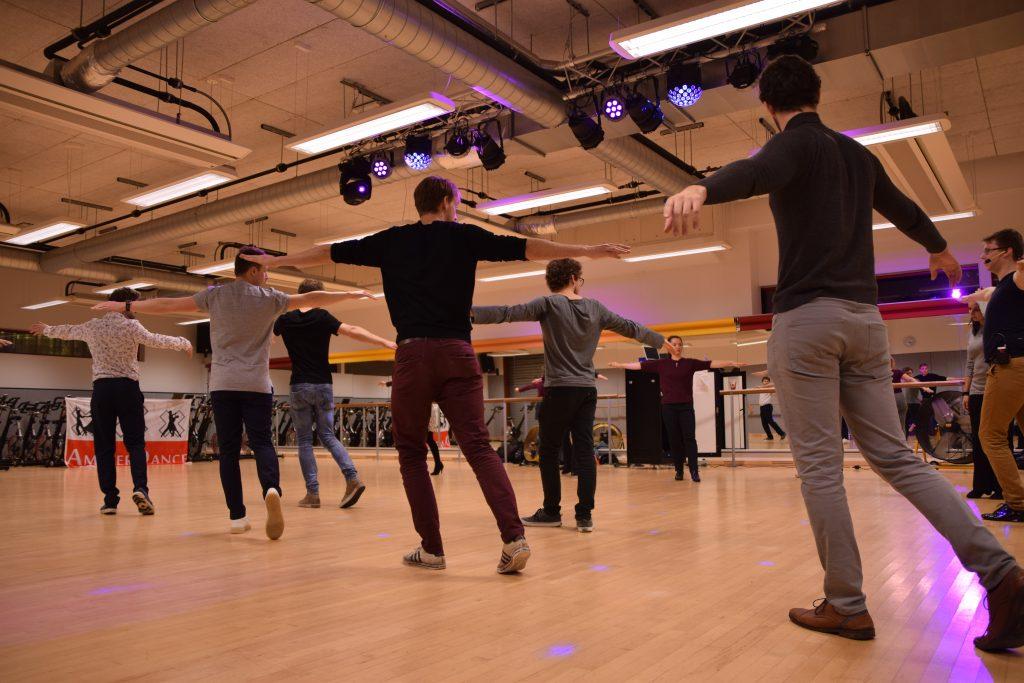 AmsterDance Ballroom Dancing classes